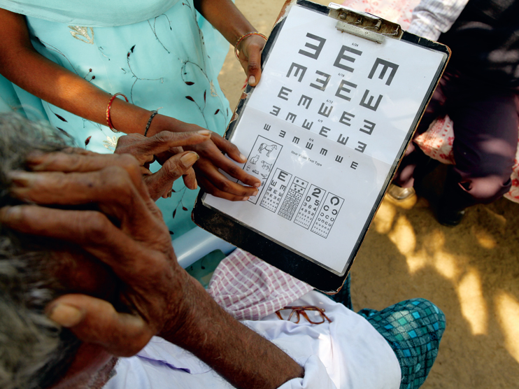 Programs in Community Eye Health