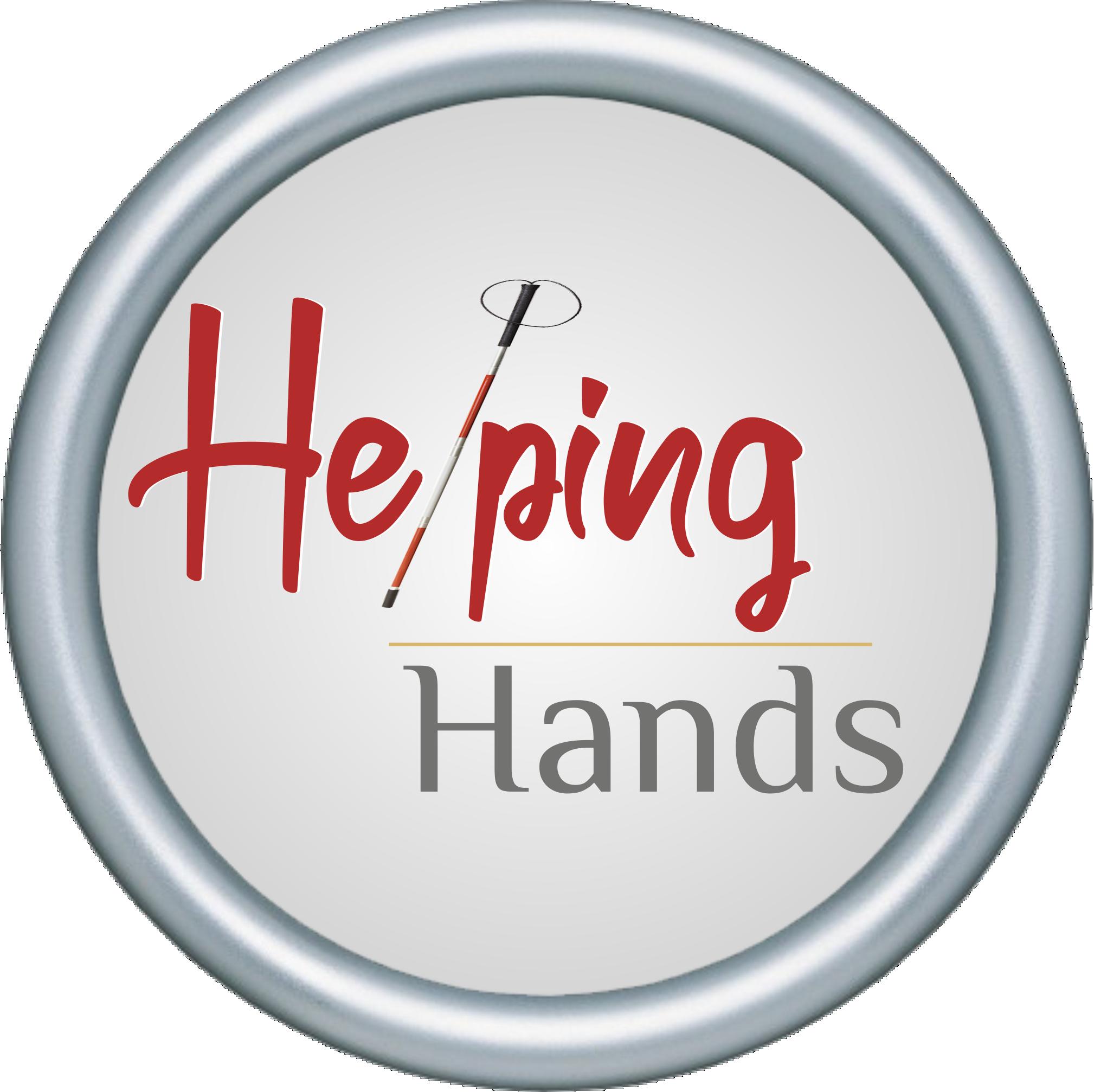 Helping hands logo